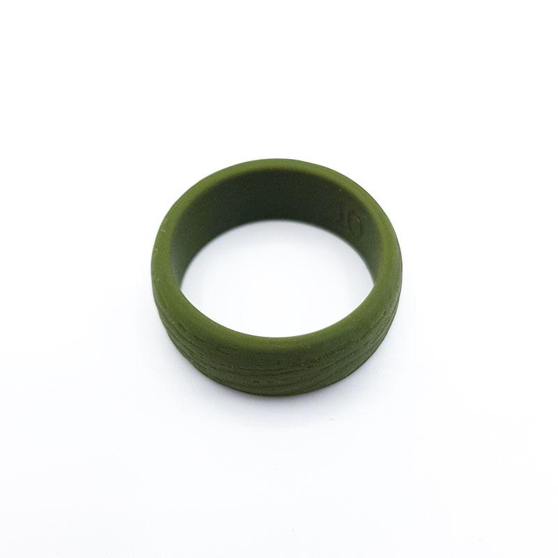 Силиконов пръстен Love Nature Green
