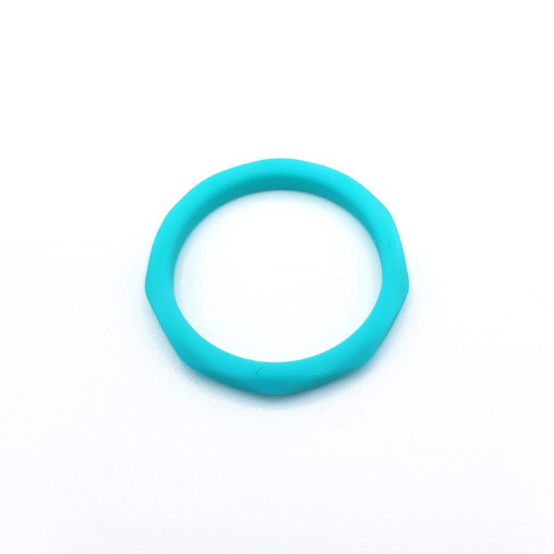 Силиконов пръстен Diamonds Blue
