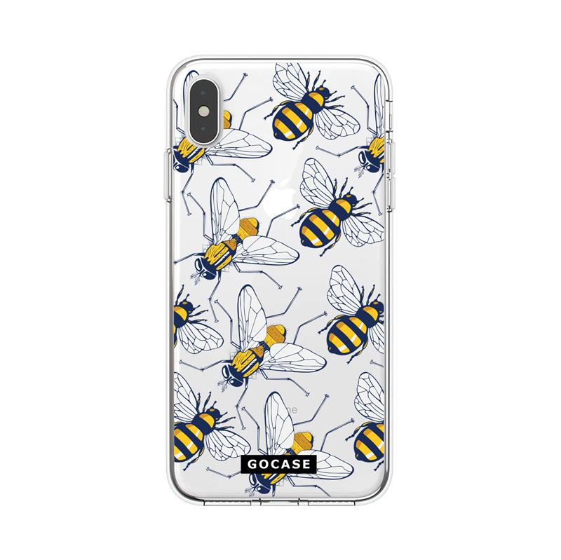 Кейс Yellow Bees за iPhone 11
