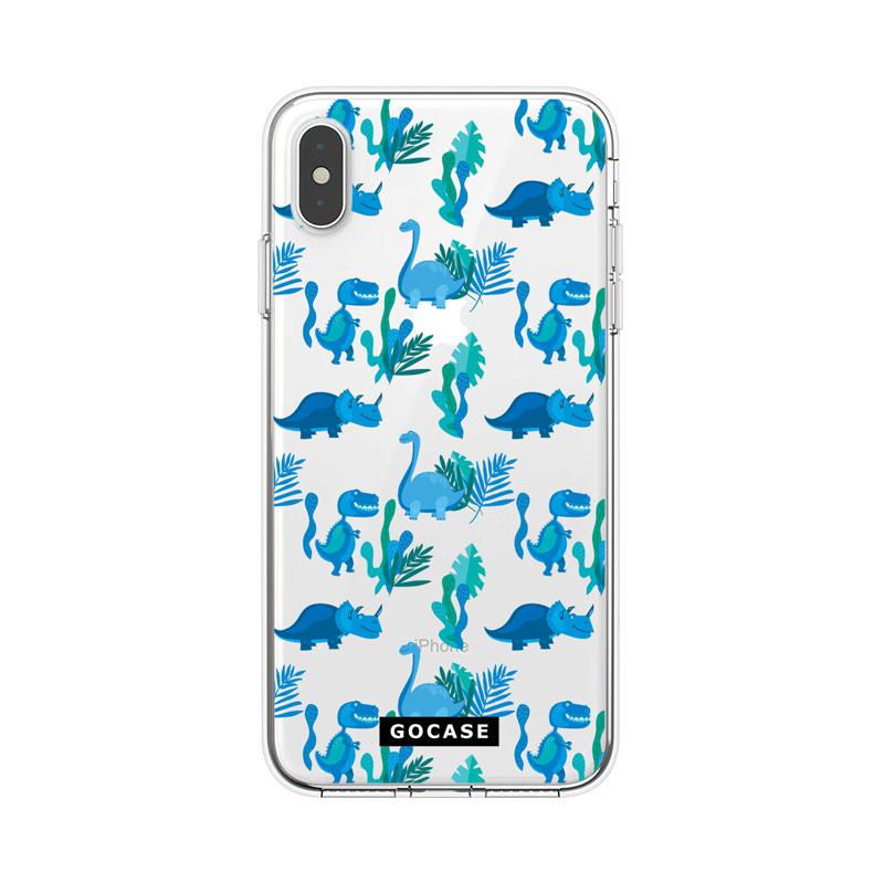 Кейс Blue Dino за iPhone 11