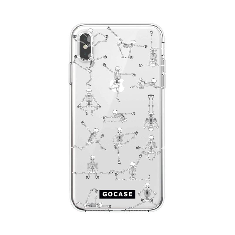 Кейс Yoga Skeleton за iPhone 11